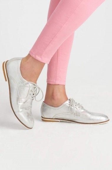 Glamour oxford cipő