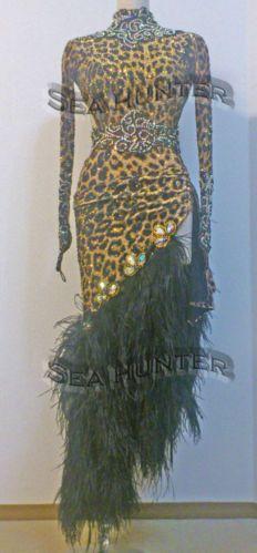 animal print latin dresses - Google Search