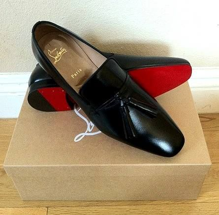 Replica Christian Louboutin Shoes Size 42 Gucci Red Bottoms For Men