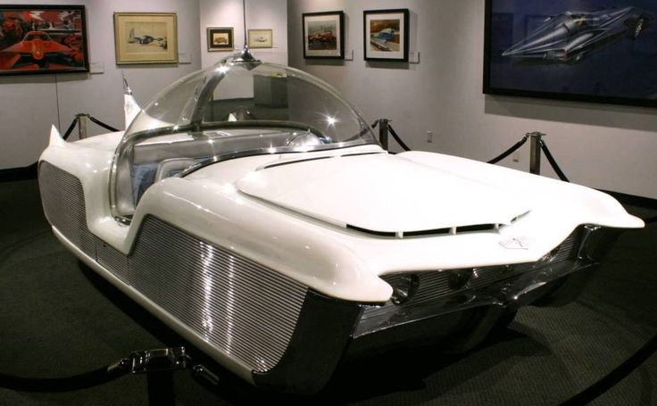 """Richard Arbib's 1956 """"Astra-Gnome: Time and Space Car Concept"""" – The Future is Now. http://www.forgottenfiberglass.com/designers/designers-extraordinaire/richard-arbib/richard-arbib%E2%80%99s-1956-%E2%80%9Castra-gnome-time-and-space-car%E2%80%9D-%E2%80%93-the-future-is-now/"""