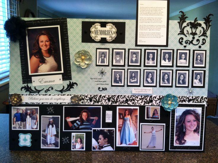Graduation picture board!