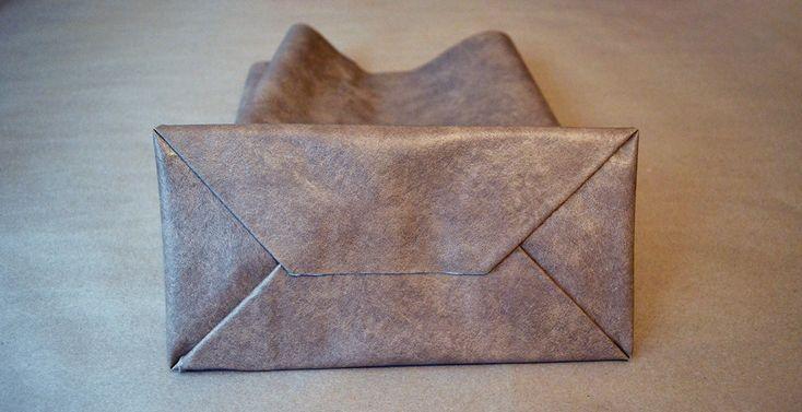 【DIY】今は紙袋がおしゃれ♥ペーパークラッチ風バッグの作り方 - curet [キュレット] まとめ
