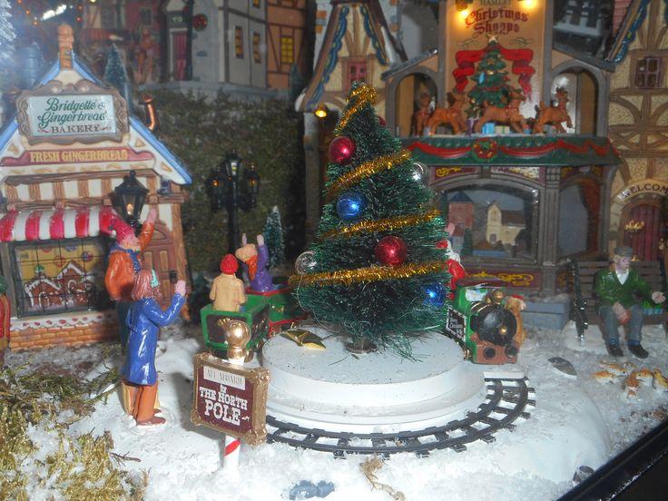Espace village de Noël, Domus, Rosny sous Bois.