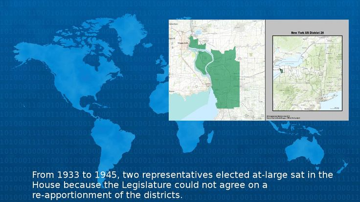Wikipedia -  New York S At Large Congressional Seat