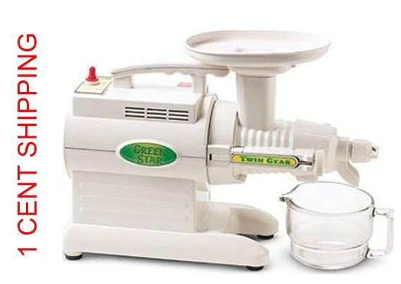 Tribest Green Star Juicer 1000