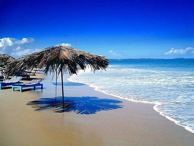 Goa : With Magnificent Beaches