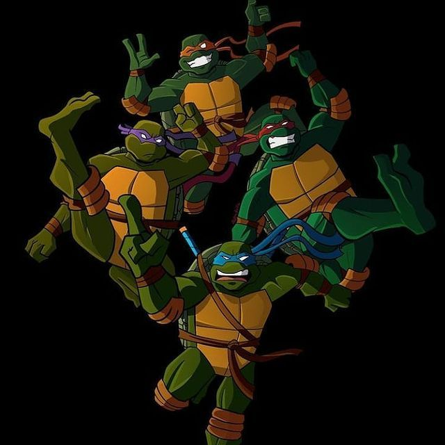 Instagram Photo By Tmnt 2003 Jan 14 2021 At 4 07 Am In 2021 Tmnt Art Ninja Turtles Teenage Mutant Ninja Turtles