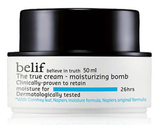 Details about [Korea Beuty] Belif The True Cream – Moisturizing Bomb 50ml + Free Gift