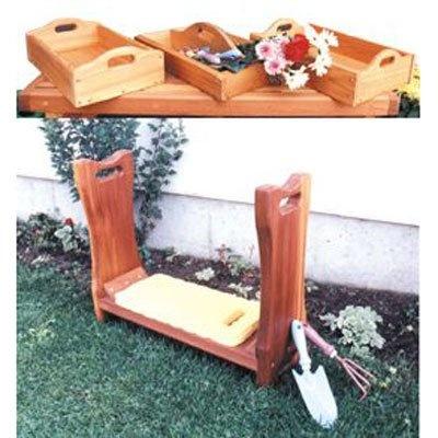 17 Best Garden Kneeling Bench Images On Pinterest Bench