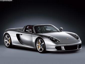 Stunning Porsche Carrera GT! love it!