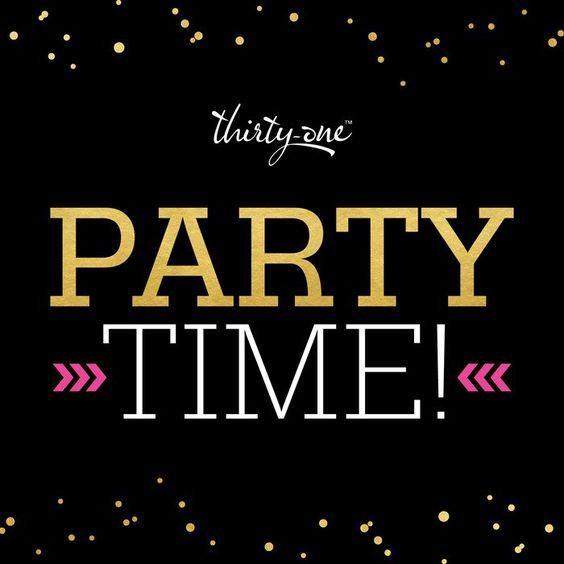 Thirty-One Launch Party! You can check out an online catalog and even place an order. Find me at www.mythirtyone.com/1826770. Once on my consultant page, click on My Parties and look for the Home Launch Party. Happy Shopping!