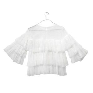 Our New Design: Transparent Ruffles Top available at @topshop Oxford Circus in black or white  #twistxturn #fashiondesign #topshop #oxfordstreet #london #transparenttop #blackandwhite #rufflestop #tulletop #stylish #transparent #top #tulle #minimal #minimalist #ruffles #newtrend #londonlife #londonstyle #newdesign