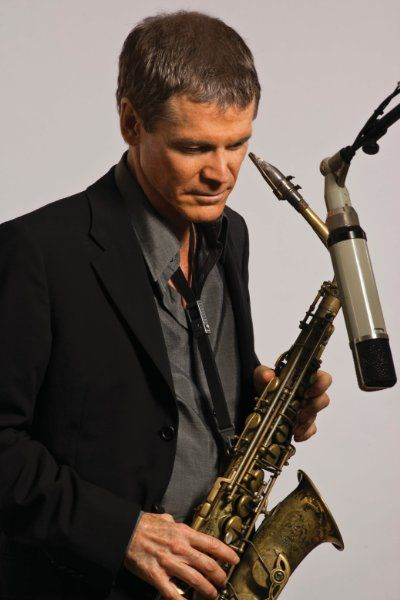"David Sanborn ~ Smooth jazz  ""Try a little tenderness"""