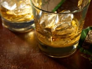 Glass of whiskey - Getty Images/Steve Lupton
