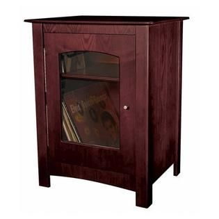 Crosley Radio ST75 Entertainement Center Component Cabinet (ATG_ST75CH), Cherry