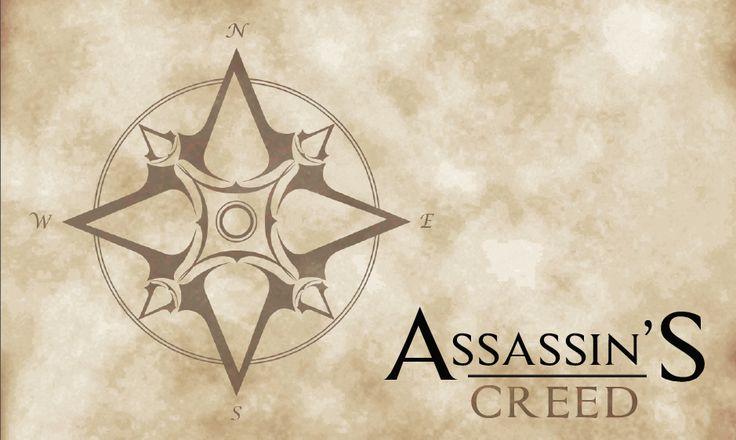 Concept pub pour le film Assassin's Creed (projet ISCOM)