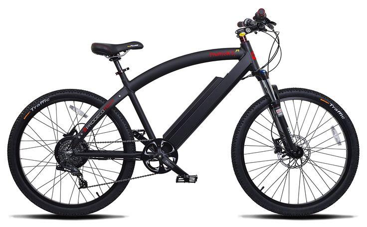 ProdecoTech Phantom XR Electric Bike Review
