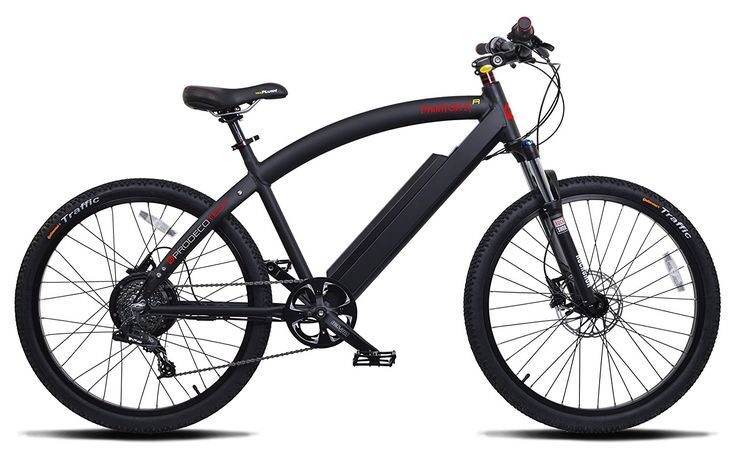 ProdecoTech Phantom XR Electric Bike Review
