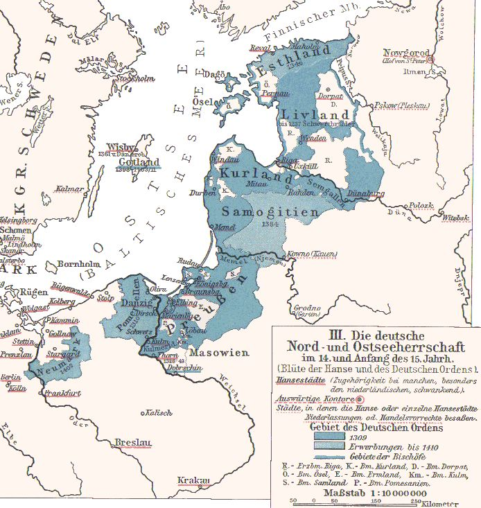 State of the Teutonic Order - Wikipedia 1410
