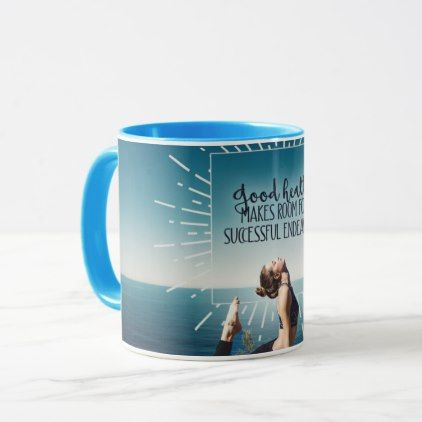 Good Health Mug | Zazzle.com | Mugs, Coffee mugs, Best