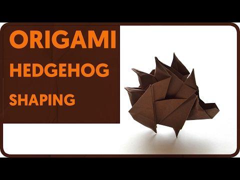 [DIAGRAM] Origami Hedgehog (Sergey Yartsev) - YouTube