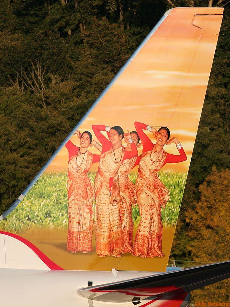 Air India Express Boeing B737-800 (Bihu)