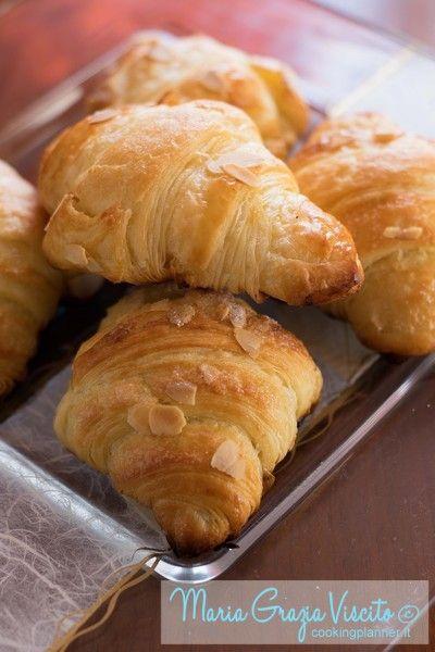 I croissant au beurre di Felder, lievito di birra