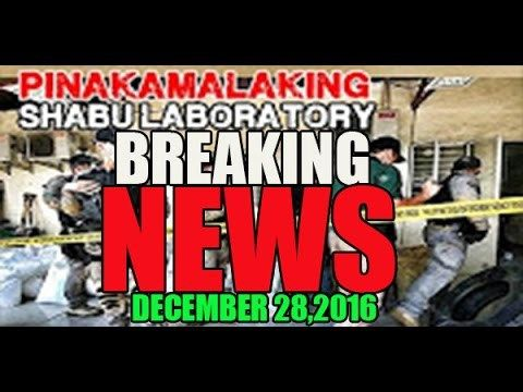 Philippine News Today December 28, 2016 Biggest Shabu Bust in Philippine HISTORY - WATCH VIDEO HERE -> http://dutertenewstoday.com/philippine-news-today-december-28-2016-biggest-shabu-bust-in-philippine-history/   Watch the latest Related Videos HERE: LIKE, SHARE, REACT and Post your COMMENT Dont Forget to Subscribe: Like Us On...