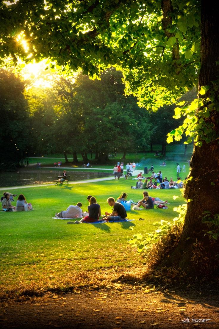 La Cambre park