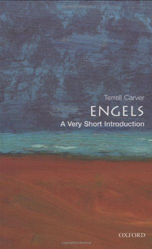 Engels: A Very Short Introduction by Terrell Carver