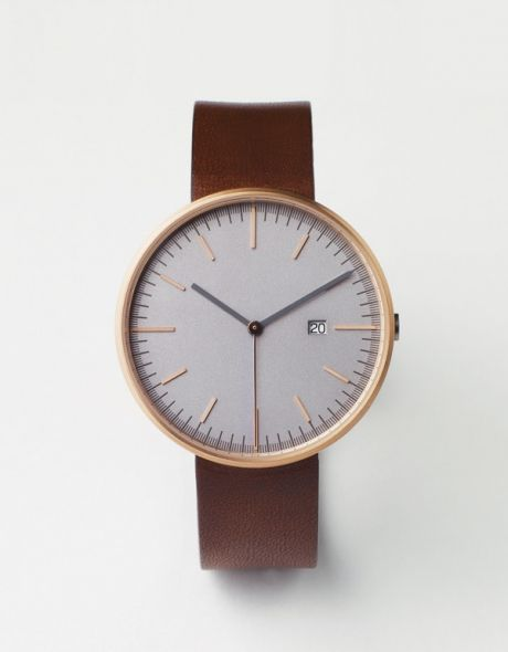 203 PVD Rose Gold & Walnut - Need Supply Co.