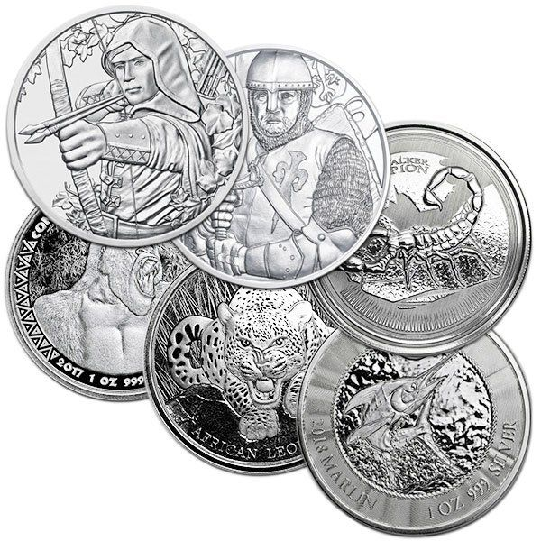 Our Random Design One Ounce Silver Coins Are The Most Economical Way To Buy Silver Coins We Get These 1 Troy In 2020 Silver Coins Buy Silver Coins Silver Eagle Coins