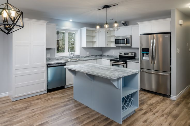 54 best kitchens by donovan homes images on pinterest for Floors and kitchens st john