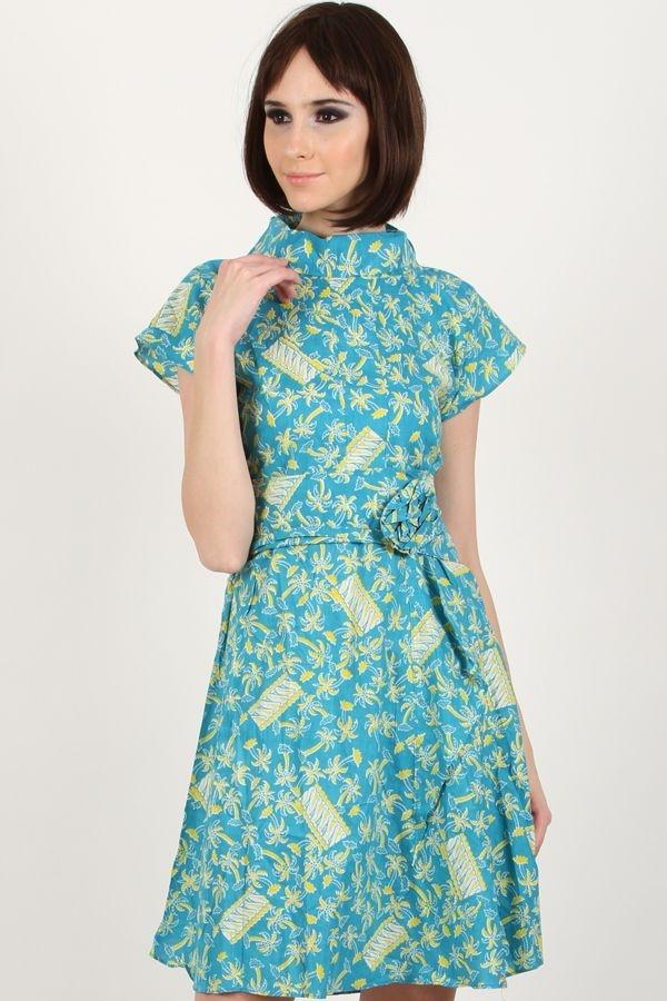Kirana Batik Dress www.pinkemma.com
