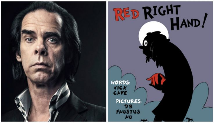 Some mad genius has turned Nick Cave's 'Red Right Hand' into a Dr. Seuss book - FasterLouderFasterLouder