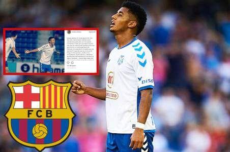 El conmovedor mensaje de Choco Lozano tras su fichaje con el Barcelona B - Diez - Diario Deportivo