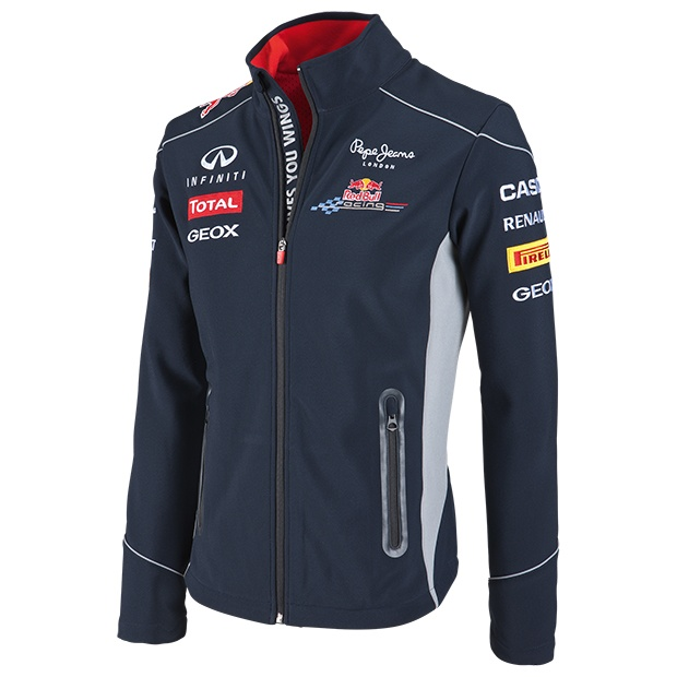 red bull racing softshell jacket 2013 must have stuff. Black Bedroom Furniture Sets. Home Design Ideas