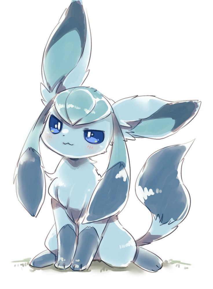 cum glaceon naked
