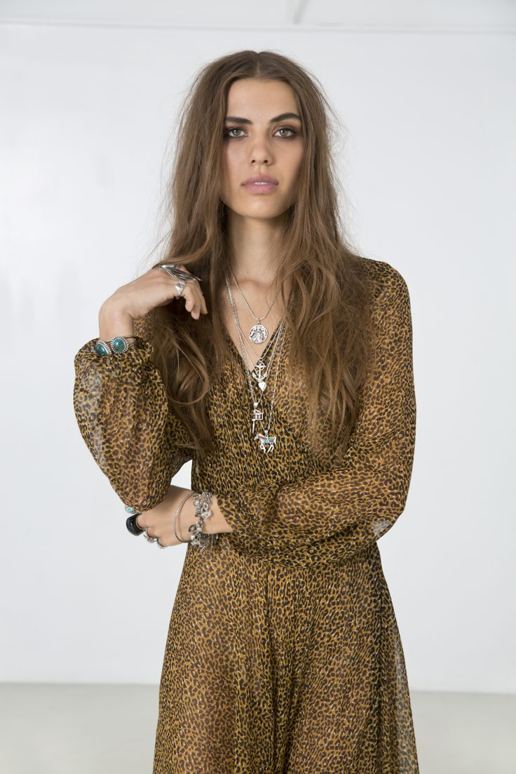 Nolita Dress - Bobcat
