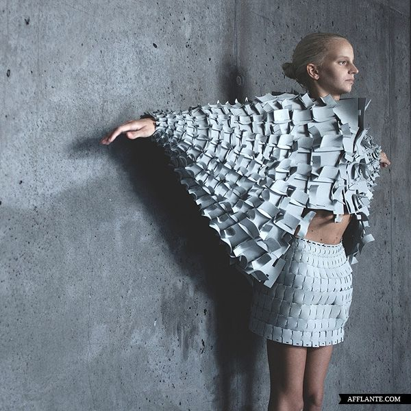 'Object 12-1′ Experimental Fashion Collection - Matija Čop