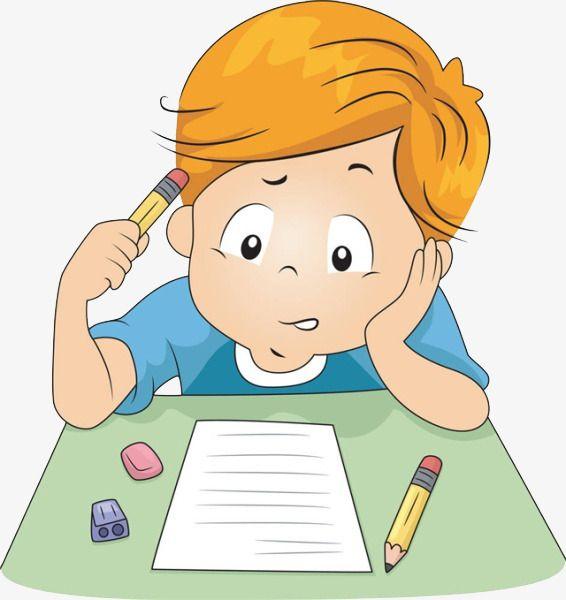 Examen Del Nino Imagenes De Ninos Escribiendo Imagenes De Ninos Estudiando Actividades Ludicas Para Ninos
