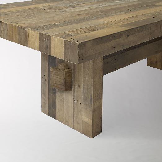 West Elm Rustic Kitchen Table: 57 Best Images About Dining Table On Pinterest
