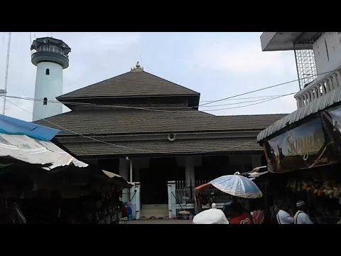 Wisata Religi Sunan Ampel Tempat Berziarah di Surabaya Jawa Timur - Jawa Timur