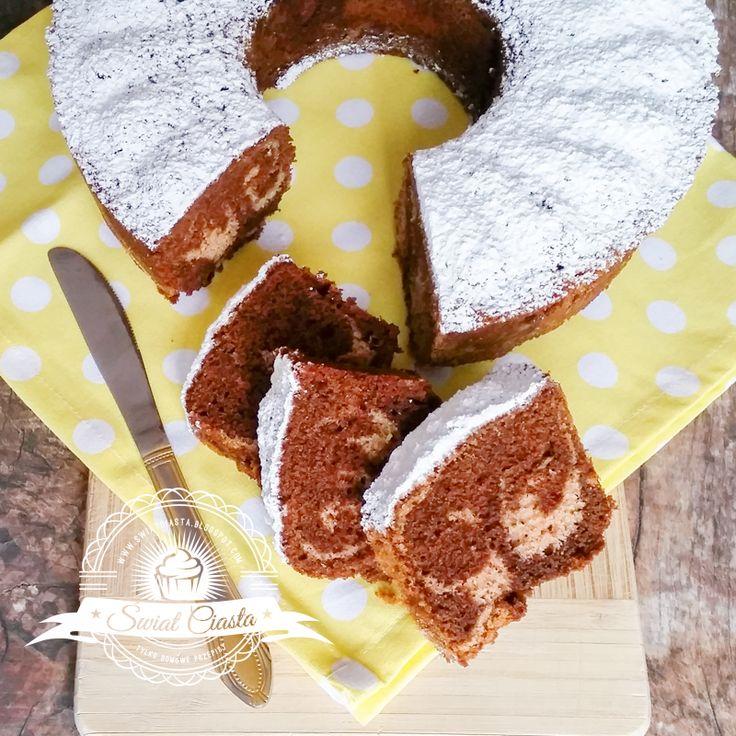 Babka marmurkowa | Świat Ciasta