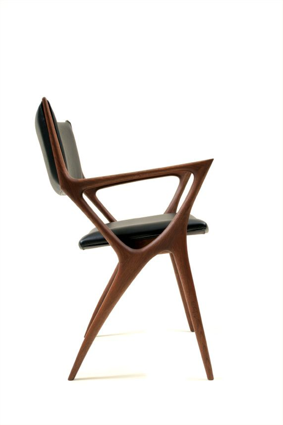 53 best array of walnut chairs images on Pinterest