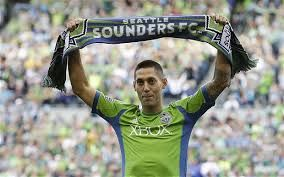 """Globally, the most recognizable American soccer player""....Clint Dempsey returned to the U.S. this week from the Premier League and the MLS Seattle Sounders F.C. fans are very happy to have him... Over 66,000 tickets have been sold so far for his home debut vs the Portland Timbers on Aug. 25... http://www.soundersfc.com/news/articles/2013/08-august/dempsey-talks-magical-first-days-as-a-sounder.aspx"