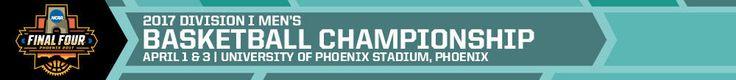 Men's Final Four Championship Home