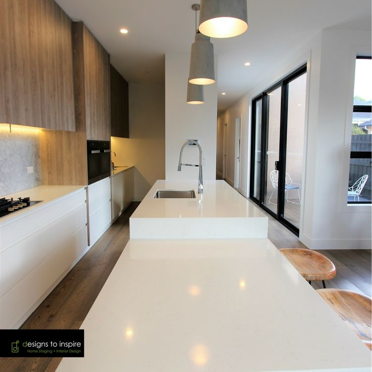 Modern kitchen styling #designstoinspire #propertystyling #melb