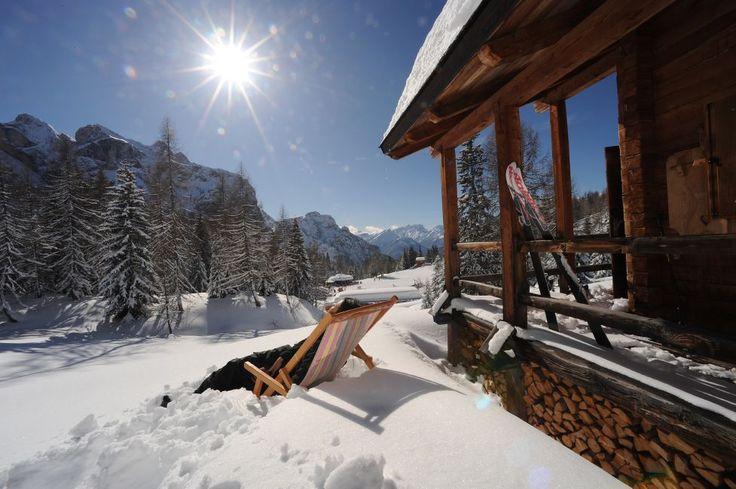 Relax in the #Dolomites #dolomitistars