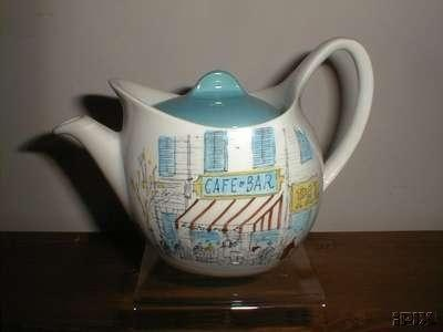 Cannes Teapot Midwinter Fashion & 37 best Midwinter pottery images on Pinterest | Old time pottery ...